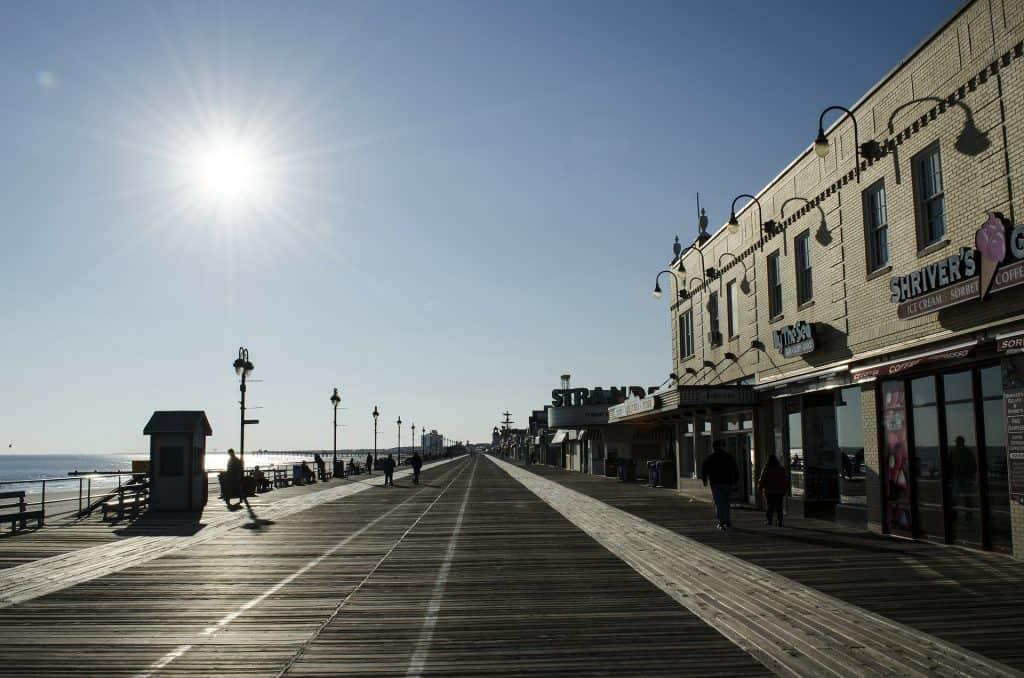 nj shore boardwalk
