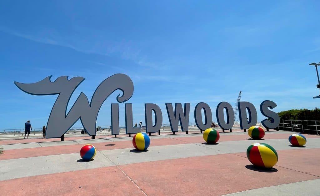 Wildwood Doo-Wop Sign