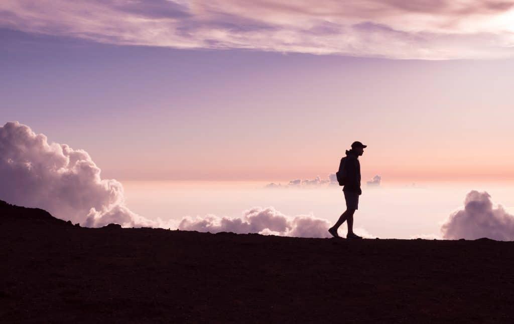 long distance walk